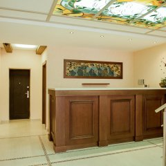 VIP House Hotel on Solnechnaya интерьер отеля