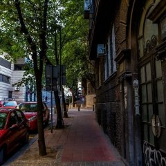Отель Prive Apartments Сербия, Белград - отзывы, цены и фото номеров - забронировать отель Prive Apartments онлайн парковка