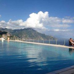 Отель Holidays Baia D'Amalfi бассейн фото 2