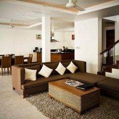 Отель The Residence Resort & Spa Retreat комната для гостей