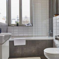 Отель Poznanska Urban Style Studio Польша, Варшава - отзывы, цены и фото номеров - забронировать отель Poznanska Urban Style Studio онлайн ванная