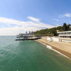 Гостиница Avangard Health Resort пляж