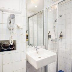 Отель Augustin Hotel Норвегия, Берген - 4 отзыва об отеле, цены и фото номеров - забронировать отель Augustin Hotel онлайн ванная фото 2