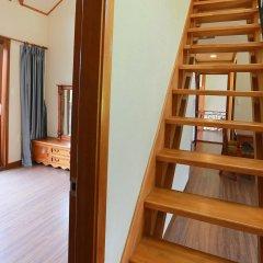Отель Chalet Resort Южная Корея, Пхёнчан - отзывы, цены и фото номеров - забронировать отель Chalet Resort онлайн удобства в номере фото 2
