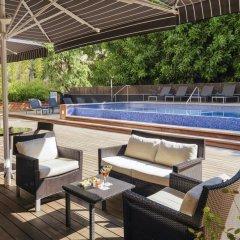 Отель H10 Itaca Испания, Барселона - отзывы, цены и фото номеров - забронировать отель H10 Itaca онлайн бассейн фото 3