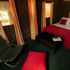 Отель Mahoora Tented Safari Camp All-Inclusive - Yala комната для гостей