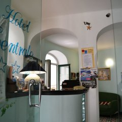Отель Centrale Amalfi Италия, Амальфи - отзывы, цены и фото номеров - забронировать отель Centrale Amalfi онлайн интерьер отеля