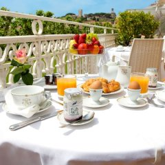 Отель Splendid Cannes Франция, Канны - 8 отзывов об отеле, цены и фото номеров - забронировать отель Splendid Cannes онлайн питание фото 3