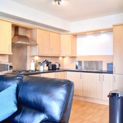 Отель Beautiful Edinburgh Flat With 2 Double Bedrooms Великобритания, Эдинбург - отзывы, цены и фото номеров - забронировать отель Beautiful Edinburgh Flat With 2 Double Bedrooms онлайн фото 10