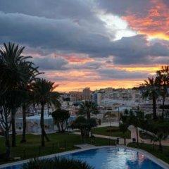 Отель Santa Clara Apartamento Испания, Торремолинос - отзывы, цены и фото номеров - забронировать отель Santa Clara Apartamento онлайн бассейн фото 3