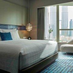 Отель Pullman Kuala Lumpur City Centre Hotel & Residences Малайзия, Куала-Лумпур - отзывы, цены и фото номеров - забронировать отель Pullman Kuala Lumpur City Centre Hotel & Residences онлайн комната для гостей фото 2