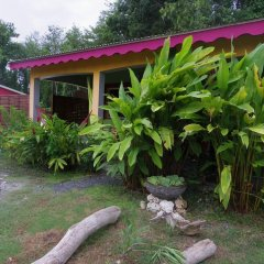 Отель Bungalow With one Bedroom in Guadeloupe, With Pool Access, Enclosed Ga фото 6