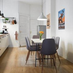 Апартаменты Big & Charming apartment in City Center в номере фото 2
