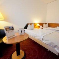 Отель NOVINA HOTEL Südwestpark Nürnberg Германия, Нюрнберг - 1 отзыв об отеле, цены и фото номеров - забронировать отель NOVINA HOTEL Südwestpark Nürnberg онлайн удобства в номере фото 2