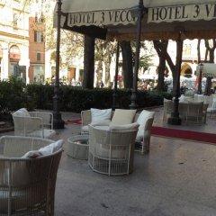 Отель Zanhotel Tre Vecchi Болонья помещение для мероприятий
