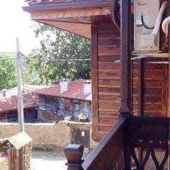 Отель Family Hotel Medven - 1 Болгария, Сливен - отзывы, цены и фото номеров - забронировать отель Family Hotel Medven - 1 онлайн балкон
