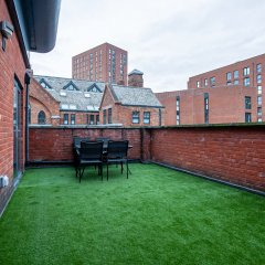 Апартаменты Dreamhouse Apartments Manchester City West Солфорд фото 3