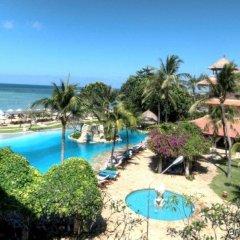 Отель Nikko Bali Benoa Beach Индонезия, Бали - отзывы, цены и фото номеров - забронировать отель Nikko Bali Benoa Beach онлайн бассейн фото 3