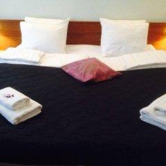Hotel Carlton Helsinki комната для гостей