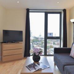Отель Storm Níké Apartments Великобритания, Лондон - отзывы, цены и фото номеров - забронировать отель Storm Níké Apartments онлайн комната для гостей фото 2