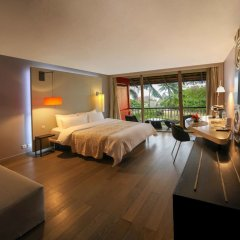 Отель Tahiti Ia Ora Beach Resort - Managed by Sofitel комната для гостей фото 5