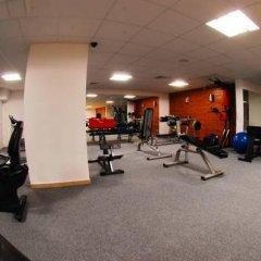 Отель White Lavina Spa And Ski Lodge Банско фитнесс-зал фото 3