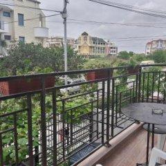 Отель Dracena Guesthouse Болгария, Равда - отзывы, цены и фото номеров - забронировать отель Dracena Guesthouse онлайн балкон
