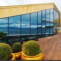 Clarion Hotel & Congress Trondheim балкон