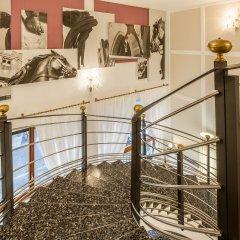 Отель Grande Albergo Roma Пьяченца интерьер отеля фото 2