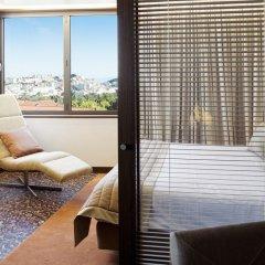 Neya Lisboa Hotel балкон