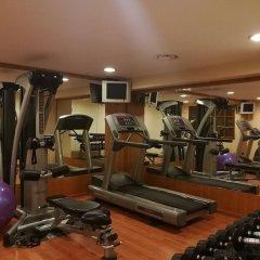 Rege Hotel Сан-Донато-Миланезе фитнесс-зал фото 4