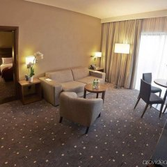 DoubleTree by Hilton Hotel Lodz комната для гостей фото 4