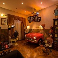 Отель Pão de Açúcar – Vintage Bumper Car Hotel Португалия, Порту - 1 отзыв об отеле, цены и фото номеров - забронировать отель Pão de Açúcar – Vintage Bumper Car Hotel онлайн детские мероприятия