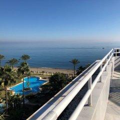 Отель Coral Beach Aparthotel балкон