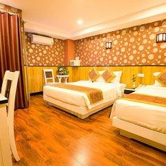 Отель Golden Rain 2 Нячанг сейф в номере