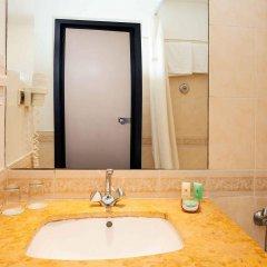 Отель Atlas Almohades Casablanca City Center Марокко, Касабланка - 2 отзыва об отеле, цены и фото номеров - забронировать отель Atlas Almohades Casablanca City Center онлайн ванная
