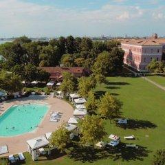 Отель San Clemente Palace Kempinski Venice балкон