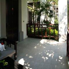 The Zign Hotel Premium Villa балкон