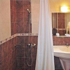 Отель Real Болгария, Пловдив - отзывы, цены и фото номеров - забронировать отель Real онлайн ванная фото 2
