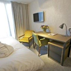 Hotel De Hallen удобства в номере