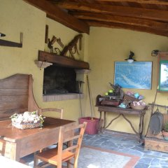 Отель Farmhouse Located in the Beautiful Aulla in Northern Tuscany Аулла фото 16