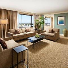 Отель The Westin Los Angeles Airport комната для гостей фото 4