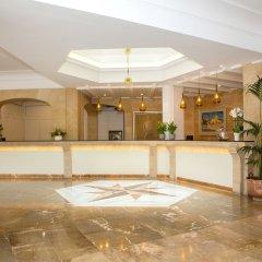 Hotel Castell dels Hams интерьер отеля