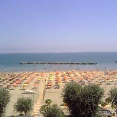 Hotel Melita Римини пляж фото 2