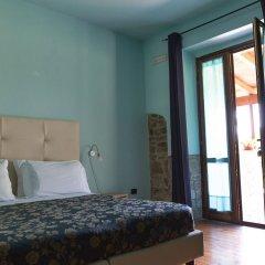 Отель La Foresteria Di San Leo Тито комната для гостей фото 3