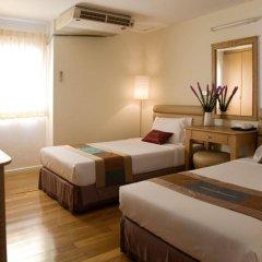 Отель B.U. Place Бангкок комната для гостей фото 3