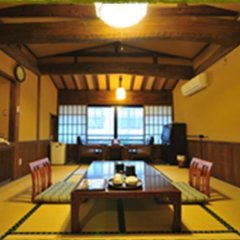 Отель Ryokan Fujimoto Минамиогуни комната для гостей фото 3
