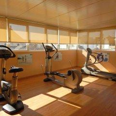 Отель Maciá Alfaros фитнесс-зал фото 2