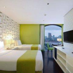 Отель The Bayleaf Intramuros Филиппины, Манила - отзывы, цены и фото номеров - забронировать отель The Bayleaf Intramuros онлайн комната для гостей фото 4