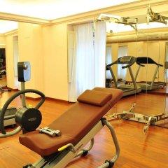 Отель Grand Hotel Piazza Borsa Италия, Палермо - отзывы, цены и фото номеров - забронировать отель Grand Hotel Piazza Borsa онлайн фитнесс-зал